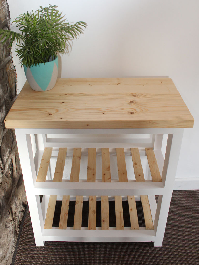Gilwern Butchers Block Kitchen Island