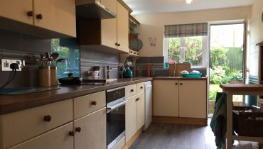 Kitchen renovation in Abergavenny