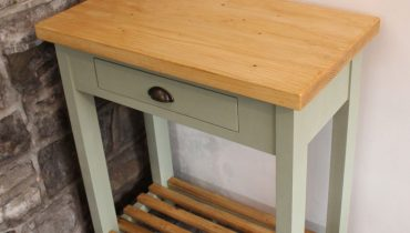 New edition: Crickhowell Butcher's block kitchen island