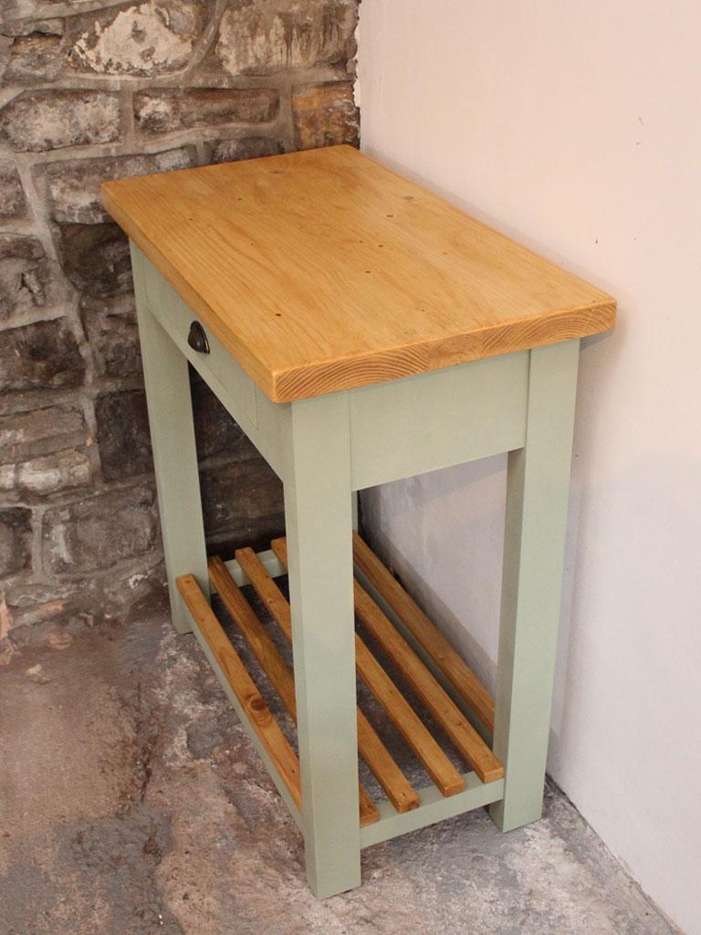 Butchers Kitchen Menu : Crickhowell Butchers Block Kitchen Island - Bespoke Furniture Makers Abergavenny