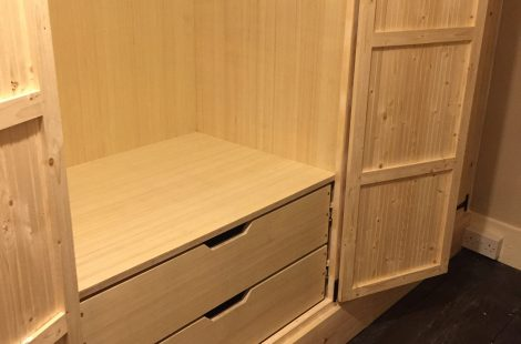 Beautifully Bespoke Built in Wardrobe